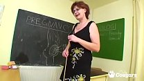 Amator Elev Care Se Fute Cu Profesoara Lui Matura