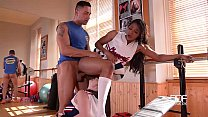 DDF Network-Nekane and Jasmine Webb Fitness fuc...