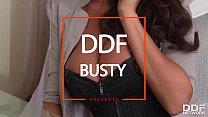 Lusty Busty Babes Ava Koxxx & Sandra Star as Ti...