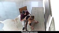 Hot Black Teen Big Tits Makes White Guys Dream ...
