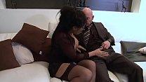 Arab escort sodomized by old pervert.