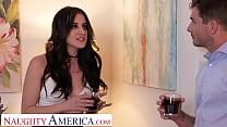 Naughty America - Aubree Valentine gets railed ...