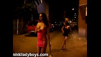 Nikki Ladyboys street prostitution Thumbnail