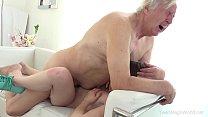 Download video bokep Old-n-Young.com - Luna Rival - Old man makes sw... 3gp terbaru