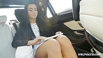 Sexy Lexi Dona Squirts Everywhere in This POV S...