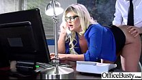 Big Tits Lovely Girl Get Hardcore Sex In Office...