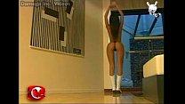HOT Striptease Belen Lavallen Thumbnail