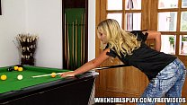 Foreign exchange student is seduced by her lesb...