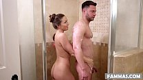 Stepsister massage - Abigail Mac Thumbnail