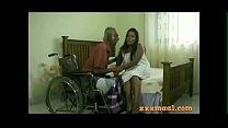 xxxmaal.com -Thisaravige Rathriya Hot scene with Old man's Thumb