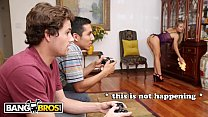 BANGBROS - MILF Nicole Aniston Services Her Son's Little Friend Thumbnail