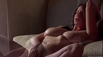 Madre se masturba hasta correrse.