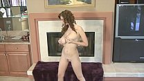 Shay Laren - Lingerie Fireplace Striptease