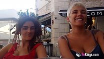 We are Vivi and Claudia, we love doing dirty th...