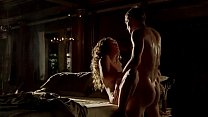 Alice Henley and Simon Woods sex scene in Hbo R... Nude Scene