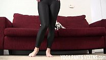 You cant resist my ass in these yoga pants JOI