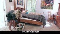 MYLF - Busty Milf Lets Her Big Dick Stepson Fuc...