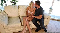 Blonde Babe Alysha Rylee Takes It In The Ass in... Thumbnail