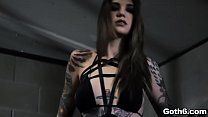 Rocky Emerson oils up her sexy titties and lath... Thumbnail