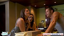 Rich cuties Gracie Glam and Tori Blake sharing ...