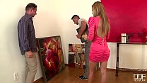 DDF Network - Romanian glamour model loves Doub... Thumbnail