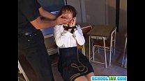 Japanese schoolgirl fucked hard Thumbnail