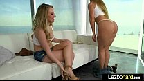 (Aj Applegate & Harley Jadehot) Teen Lesbo Girl...