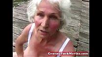 Check out this dirty grandma Thumbnail