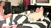 Step-Daddy I can't sleep : Family Taboo : Mandy Flores Productions