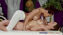 Massage rooms british girl victoria summers lov...