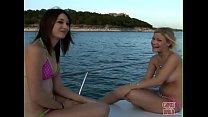 GIRLS GONE WILD - A Couple Of Young Teen Lesbia...