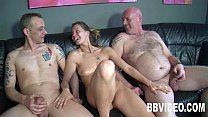 Tattooed german whore gets double fucked Thumbnail
