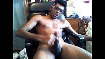 Gay Indian Huge cumshot