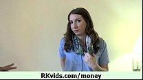 Sweet chick needed money 28