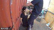 Screw the Cops - Latina bad girl caught sucking... Thumbnail