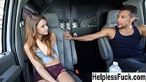 Hitchhiker Forced Sex