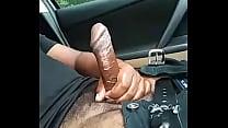 Playtime in da car