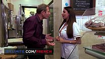 Download video bokep Anissa Kate anal fucked in the kitchen 3gp terbaru