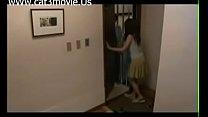 คลิปแอบถ่ายหนุ่มหล่อนัดสาวพนักงานออฟฟิศสุดสวยมาเย็ดกันที่อพาร์ทเมนต์ของเขา