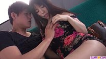 Amazing car sex scenes with insolent Chinatsu K...