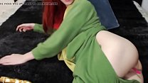 hot young redhead with dragonsuite doing analplay Thumbnail