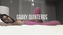 MexiMILF Gabby Quinteros is Pretty In Pink!