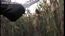 สาวออฟฟิศโดนเจ้านายหลอกมาให้ลูกค้าเย็ดที่สวนข้าวโพดคลิปหลุด