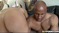 Wet MILF pussy taking big black cock Shayla La...
