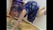 Arab girl dance her big ass Thumbnail