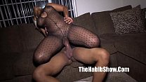 thickred phats booty ebony queen fucked by bbc