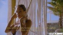 VIXEN Busty Beauty Liya Silver Can't Wait For Her Boyfriend Anymore