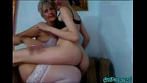 Mother And not her daughter Teasing On WebCam Thumbnail