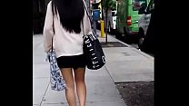 Tera from DATES25.COM - Asian amateur in skirt Thumbnail