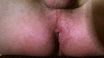Self Fucking myself that ended with a cum explosion!